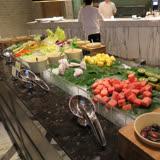【電子票券】台北君品酒店6F雲軒自助式早餐(假日不加價)