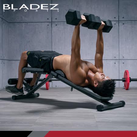 【BLADEZ】 舉重床/複合式重訓椅