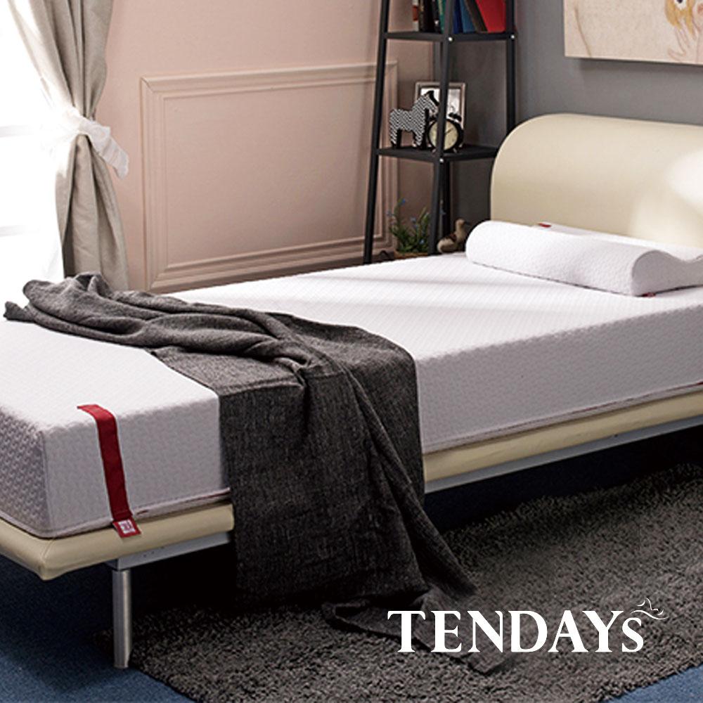 【TENDAYS】柔織舒壓床墊(加大單人3.5尺 22cm厚記憶床)