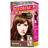 卡樂芙優質染髮霜-巧克力棕50g+50g