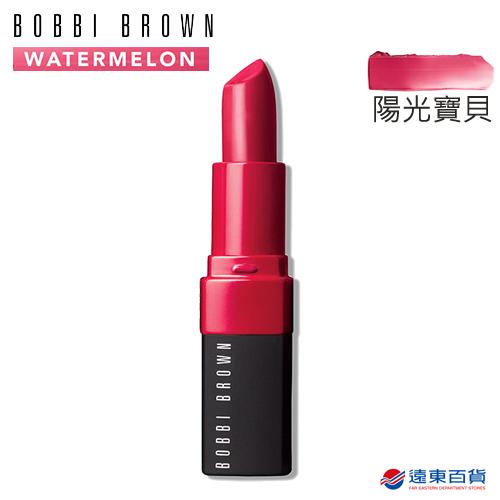 【官方直營】BOBBI BROWN 芭比波朗 迷戀輕吻唇膏 # 異國玫瑰-陽光寶貝 Watermelon