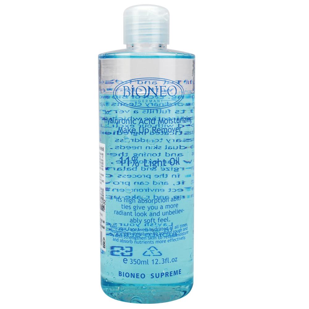 BIONEO 百妮 玻尿酸保濕淨白卸妝液 350ml