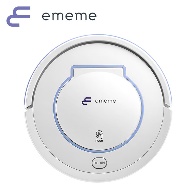 EMEME 掃地機器人吸塵器。貝殼機/SHELL 100