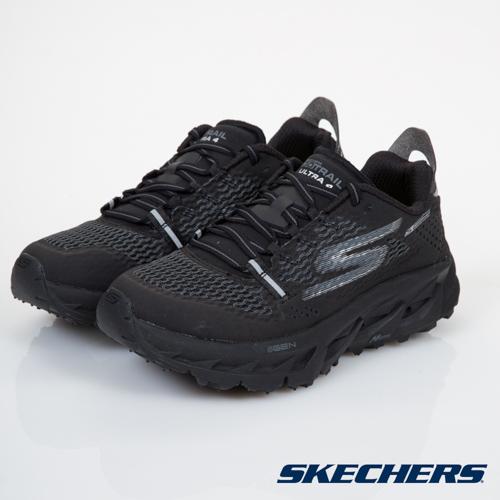 SKECHERS(女)跑步系列GO Trail Ultra 4-14111BBK