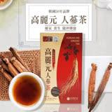 韓國 高麗人蔘茶禮盒 3gx100入