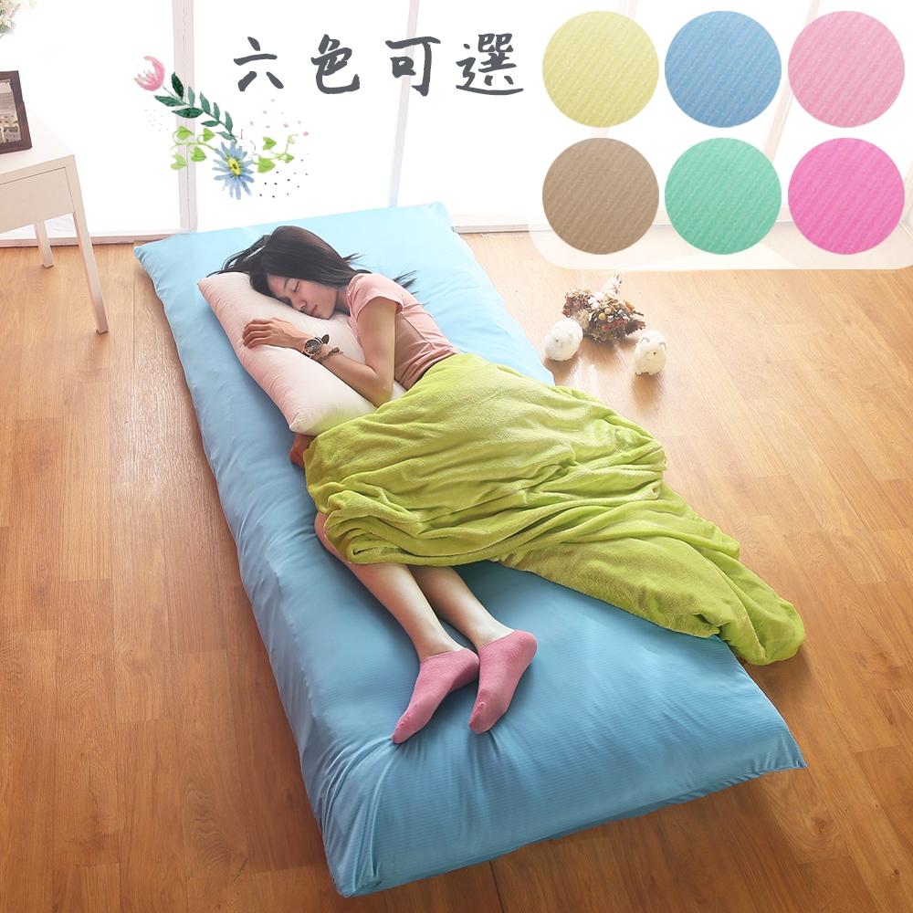 吸濕排汗布套 雲朵蓬鬆日式床墊