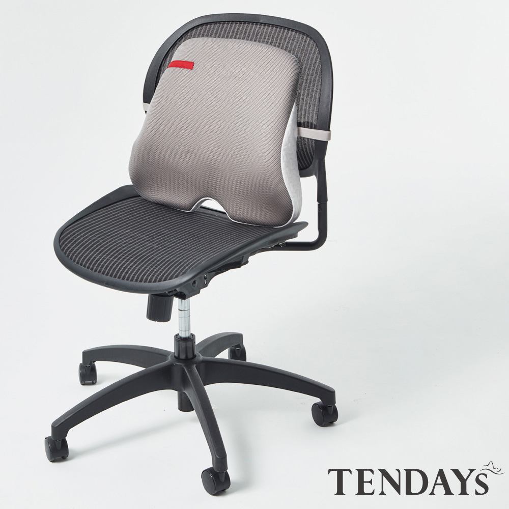 【TENDAYS】柔織舒壓立體辦公室護背墊