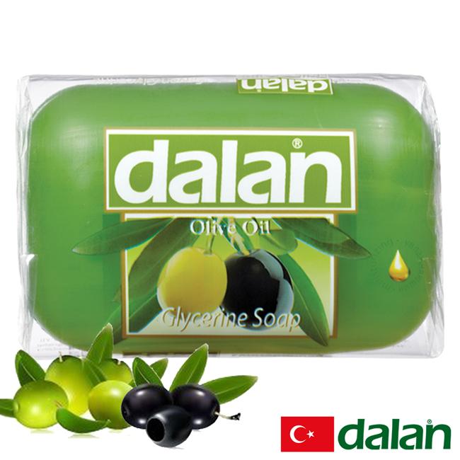 【土耳其dalan】橄欖油經典草本皂100g