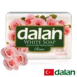 【土耳其dalan】玫瑰嫩白潤膚皂110g