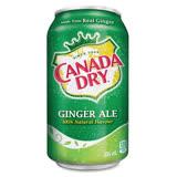 即期 美國進口 CANADA DRY 薑汁汽水355mlx1