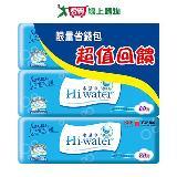 康乃馨Hi-water 水濕巾80片3包