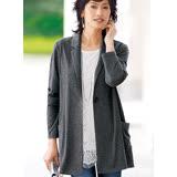 日本預購-portcros高雅針織一粒釦西裝外套(共六色/M-3L)