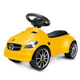 賓士Benz SLK55 兒童嚕嚕車-黃