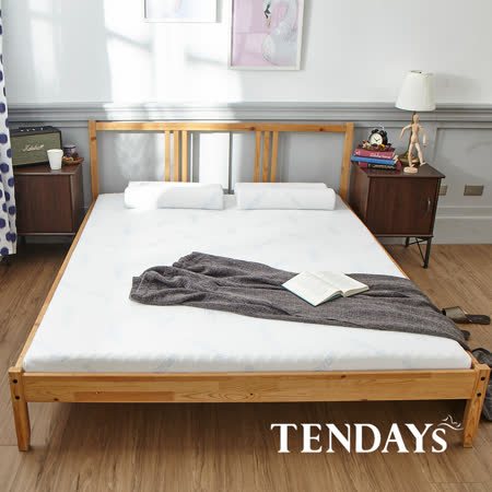 【TENDAYS】DISCOVERY柔眠床墊6尺 8.5cm厚記憶床