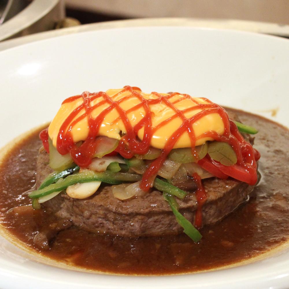 【台北濱江】澳洲和牛漢堡排100g 片