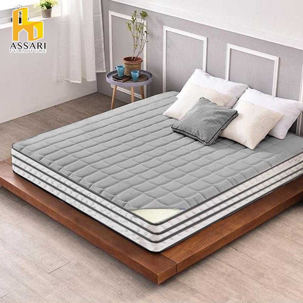 ASSARI 3D涼感四線獨立筒床墊