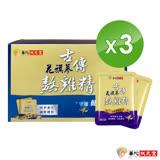 華陀扶元堂-古傳花旗蔘熬雞精3盒(10包/盒)