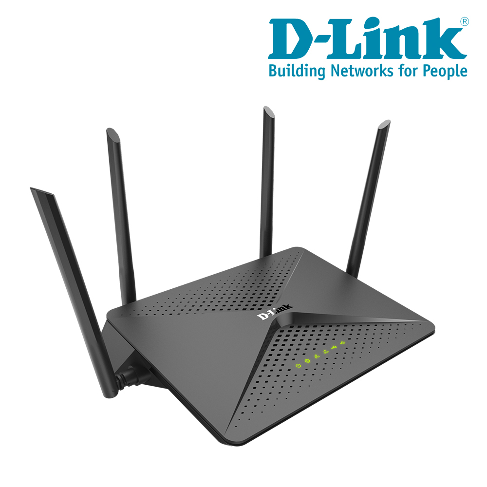 D-Link 友訊 DIR-882 AC2600 MU-MIMO 雙頻 Gigabit 無線路由器