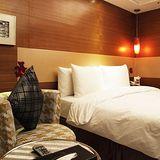 台北-寶格利時尚旅館-奢華藍鑽2.5小時休息雙人券(平假日皆適用)