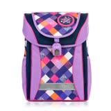 Tiger Family學院風超輕量護脊書包--優雅紫 (3~6年級)