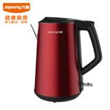 【JOYOUNG 九陽】1.5L不鏽鋼天鵝壺(JYK-15F06M/酒紅色)福利品