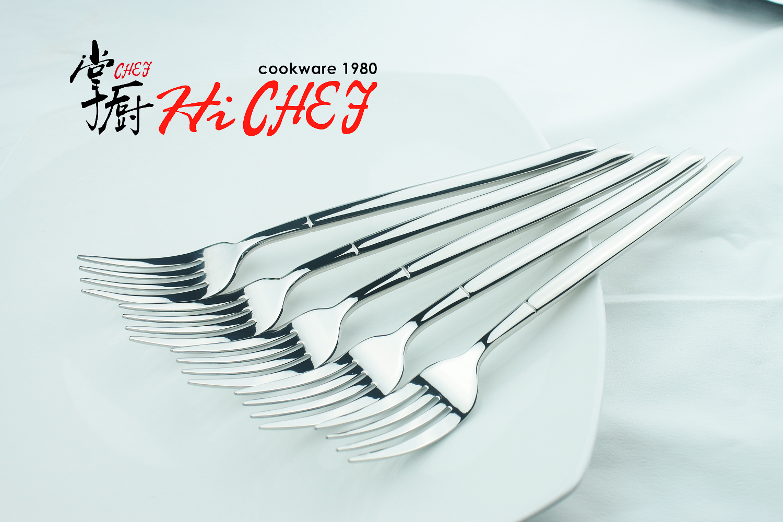 《掌廚》5入餐叉組 - 316不鏽鋼 (2244)