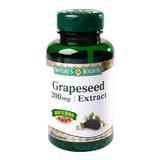 自然之寶葡萄籽菁萃膠囊食品200mg
