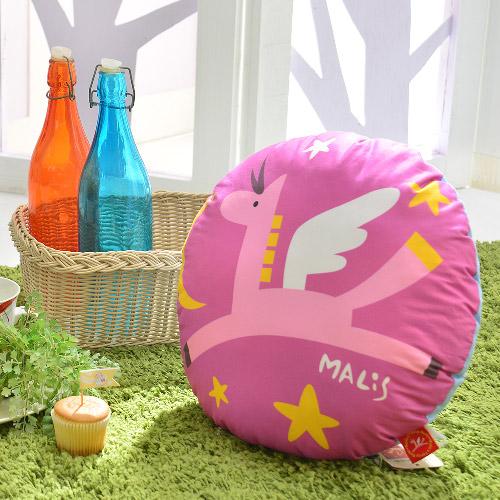 義大利Fancy Belle X Malis《星空下的飛馬》數位造型抱枕 42*42CM