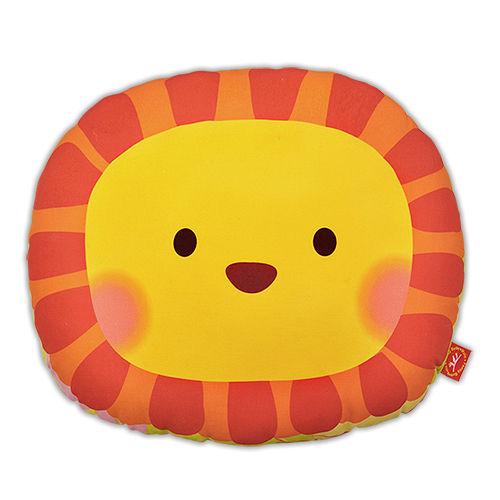 義大利Fancy Belle X Malis《陽光獅》數位造型抱枕 42*38CM