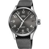 Oris豪利時 Big Crown ProPilot 飛行機械錶-灰/41mm 0175176974063-0752017FC