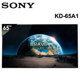 【SONY】65吋 4K HDR OLED液晶電視 (KD-65A1)贈基本桌上型安裝(非壁掛式)、【獅子心LION】健康紅豆餅機、日象不鏽鋼鳴笛壺(2.5L)(顏色隨機) 、德國不鏽鋼隨手杯乙個