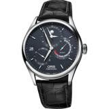 Oris Artelier Calibre 112 十日動力儲存手動上鏈機械錶-42mm 0111277264055-set