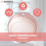 【SANSUI山水】超人氣智慧掃地機器人 SW-R9