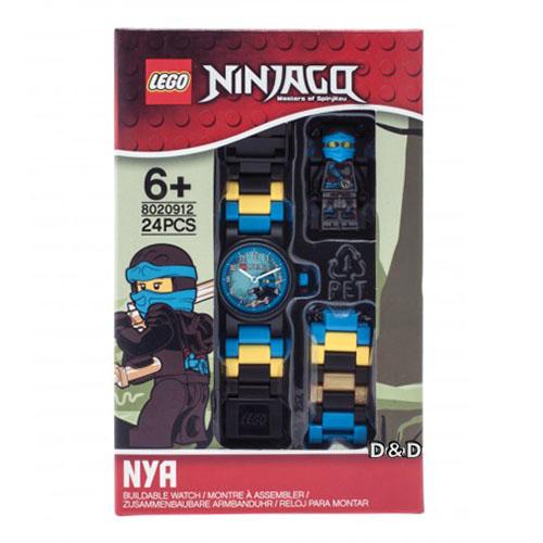【 樂高積木 LEGO 】兒童手錶 - 旋風忍者 赤蘭