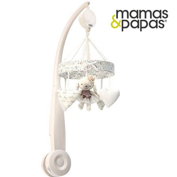 【Mamas & Papas】米莉&波里斯-米莉兔(音樂吊鈴)