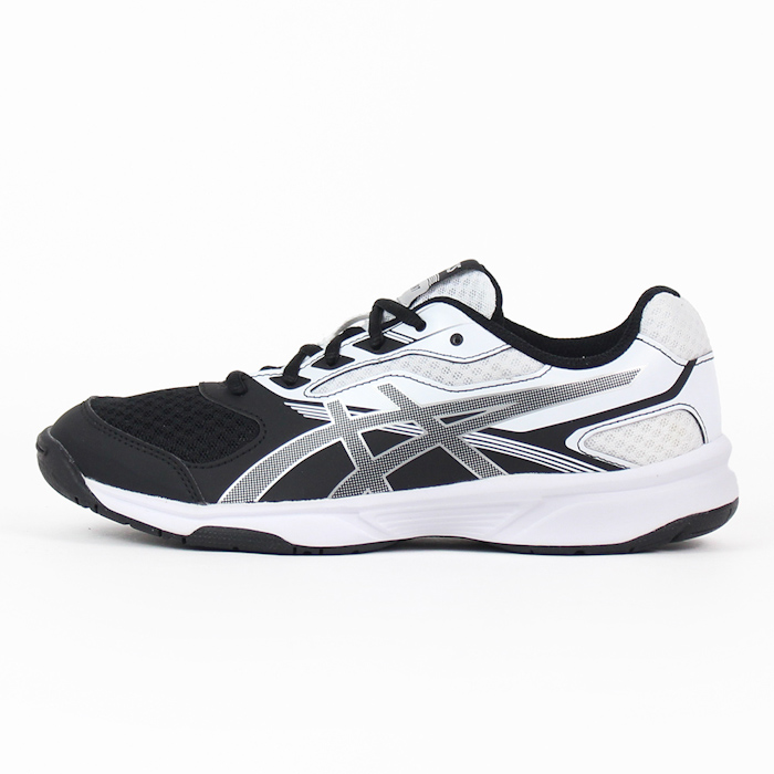 ASICS 女 UPCOURT 2 亞瑟士 排羽球鞋~ B755Y9093