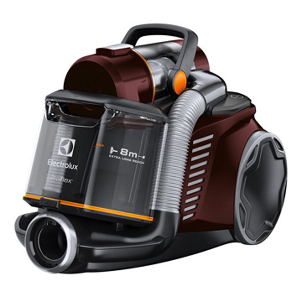 Electrolux 伊萊克斯 歐洲原裝進口雙通道旋風集塵盒吸塵器 ZUF4303REM