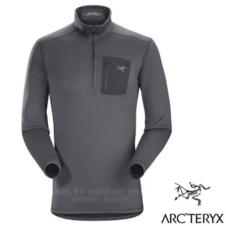 加拿大 ARC'TERYX 始祖鳥 男款 長袖彈性保暖排汗衣