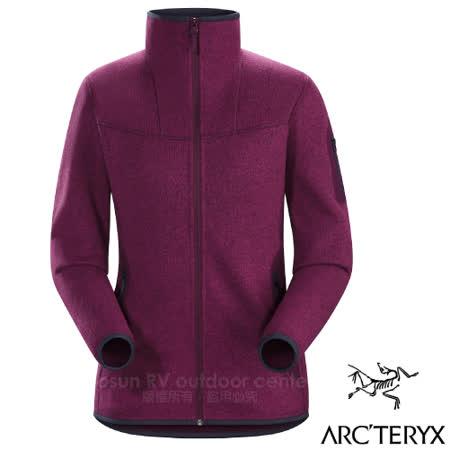 加拿大 ARC'TERYX 始祖鳥 女款 排汗透氣刷毛外套
