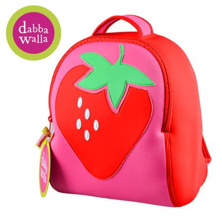 美國瓦拉包 草莓兒童後背包