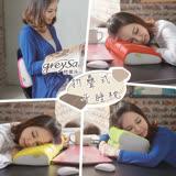 GreySa 格蕾莎[折疊式午睡枕]-九色任選