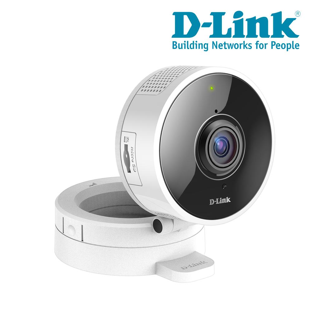 D-Link 友訊 DCS-8100LH HD 無線 網路攝影機 / 180度超廣角 / 5公尺夜視功能