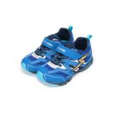 (中小童) MOONSTAR SUPERSTAR 輕量運動鞋 藍 童鞋 鞋全家福