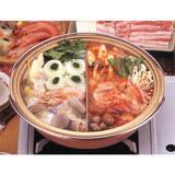 日本製 杉山金屬 雙提把多用途鴛鴦鍋