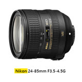Nikon AF-S NIKKOR 24-85mm f/3.5-4.5G ED VR (公司貨)