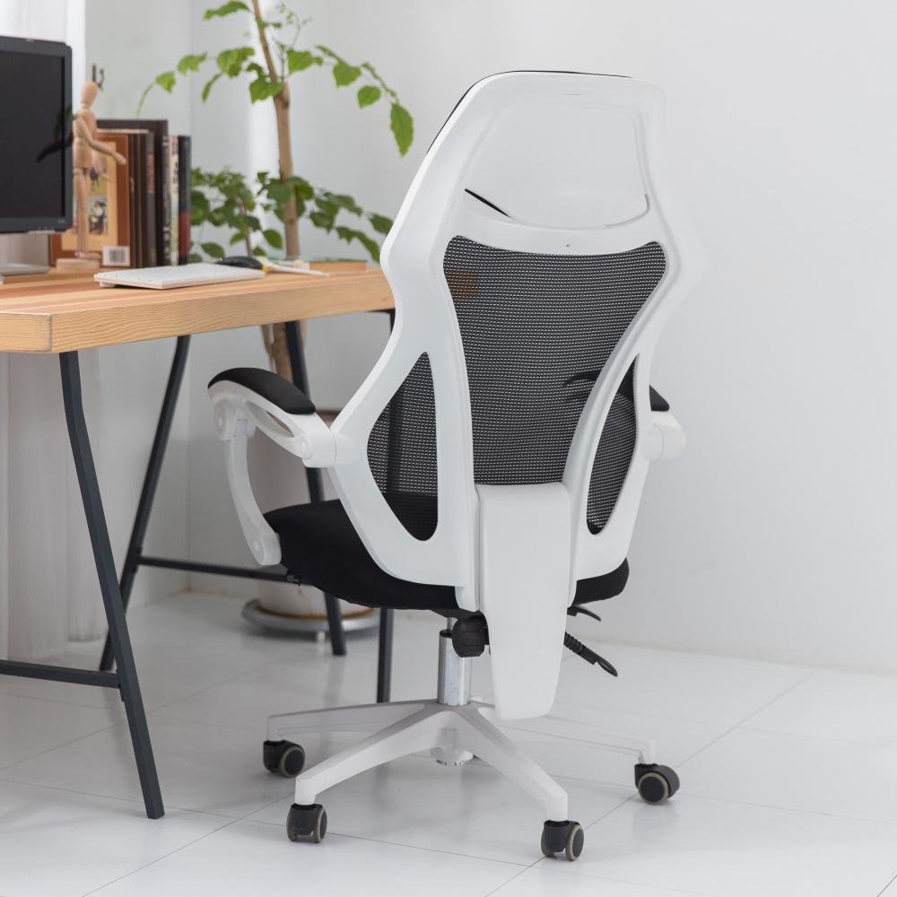 一體成形 舒適好坐 莎曼達高背電腦椅