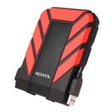 ADATA威剛 Durable HD710Pro 1TB(紅) 2.5吋軍規防水防震行動硬碟