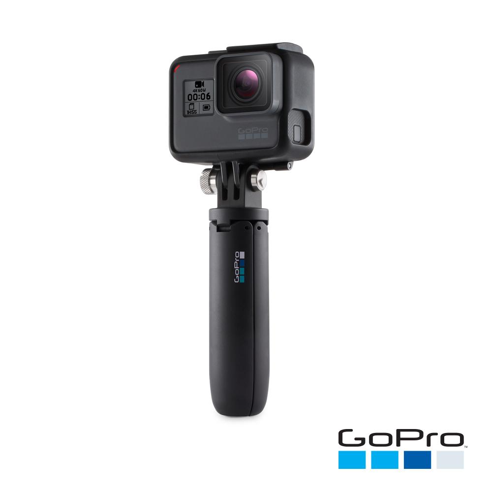 【GoPro】Shorty迷你延長桿+腳架AFTTM-001(忠欣公司貨)