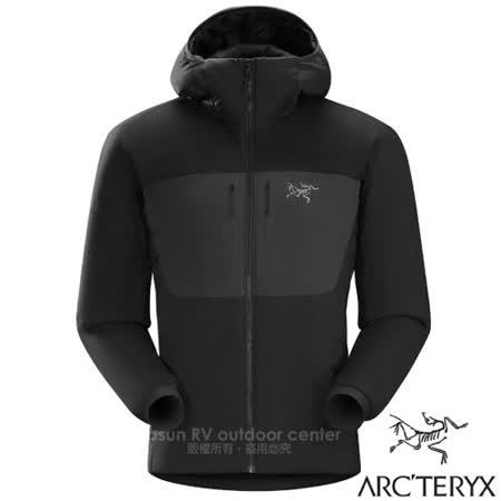 加拿大 ARC'TERYX 始祖鳥 男款 保暖連帽化纖夾克