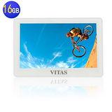 VITAS X5000 5吋觸控MP5(16G) ~音樂/影片/電子書/電子相簿